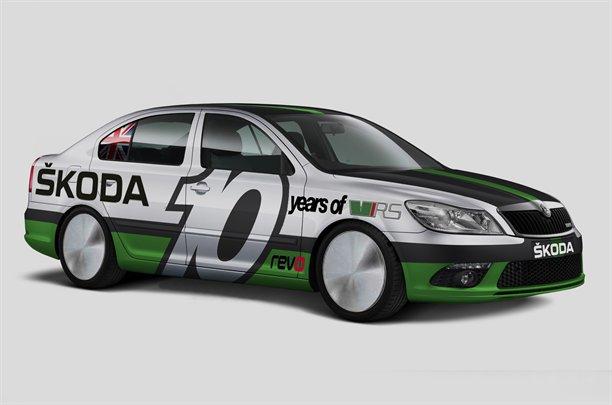 Éppen tíz éve kaphatók ismét a sportos RS modellek a Skodánál 6d090ec59b