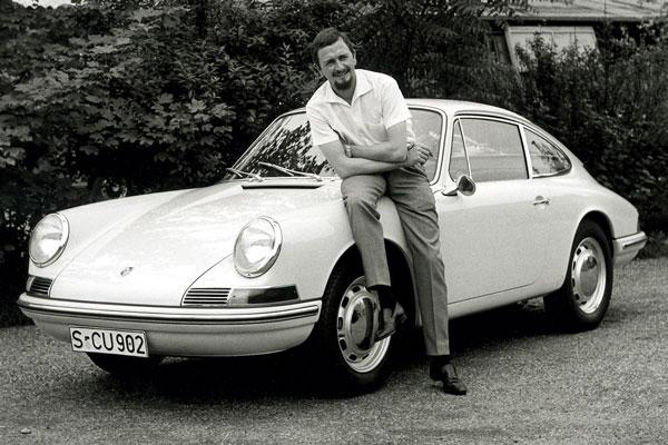 Elhunyt Ferdinand Alexander Porsche A 911 Es Tervezoje Auto Es Stilus Online